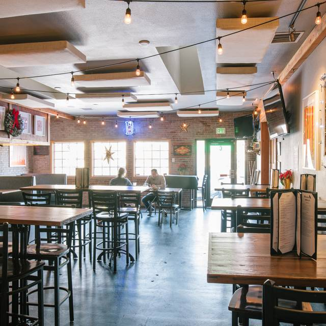 Dining Room - Blackbird - Denver, Denver, CO