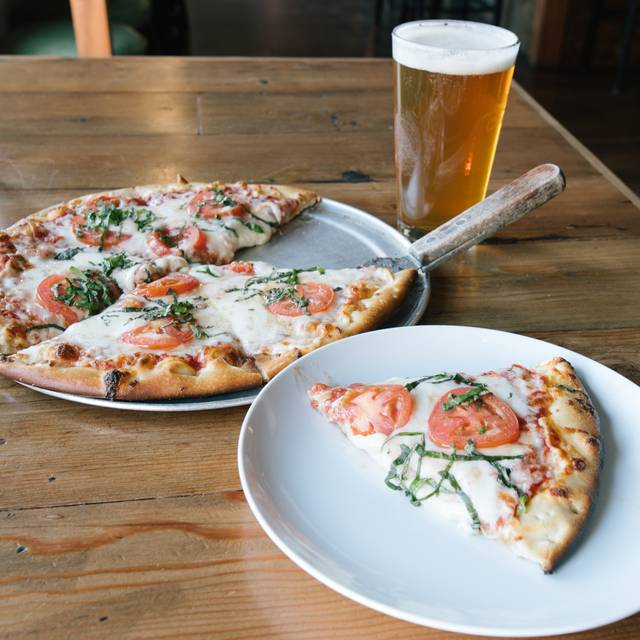 Margarita Pizza - Blackbird - Denver, Denver, CO