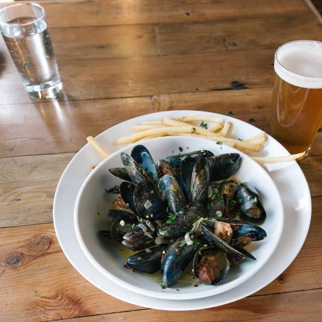 Mussels Frites - Blackbird - Denver, Denver, CO