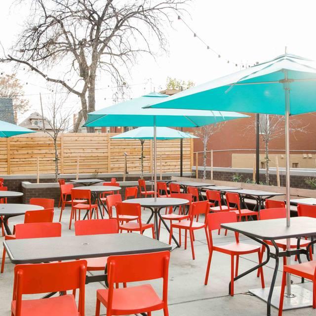 Patio - Bacon Social House, Denver, CO