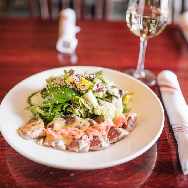 Asian Tuna Salad - Village Tavern Broomfield, Broomfield, CO