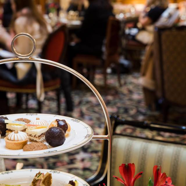 High Tea - Afternoon Tea at the Brown Palace, Denver, CO