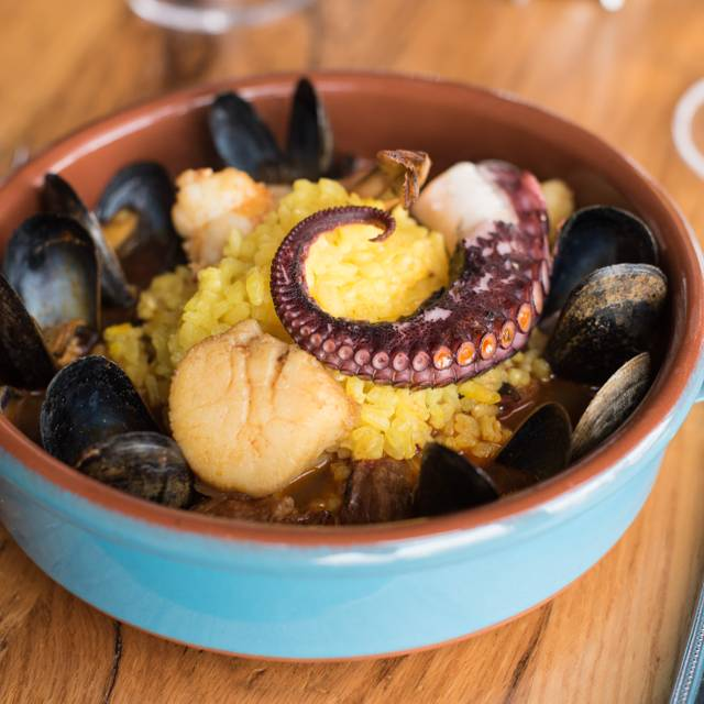 Solera Paella - Solera Restaurant & Wine Bar, Denver, CO