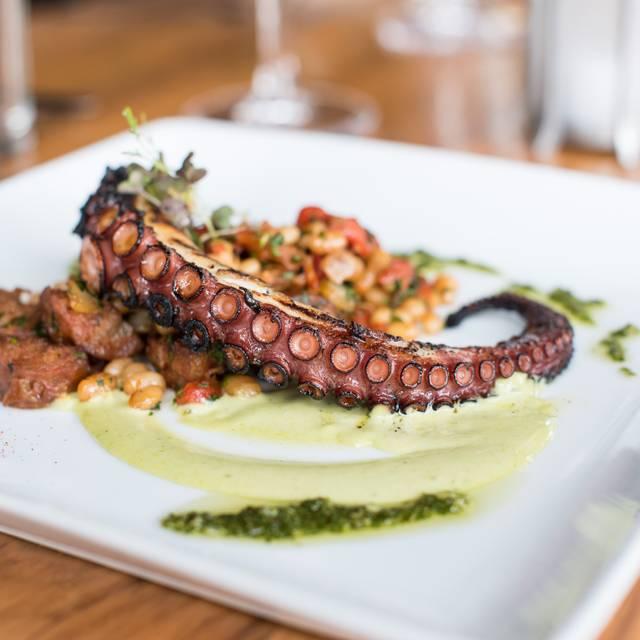 Grilled Spanish Octopus - Solera Restaurant & Wine Bar, Denver, CO