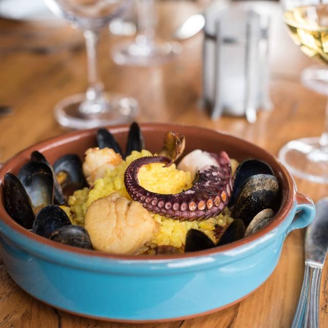 Solera Paella - Solera Restaurant & Wine Bar, Denver, CO
