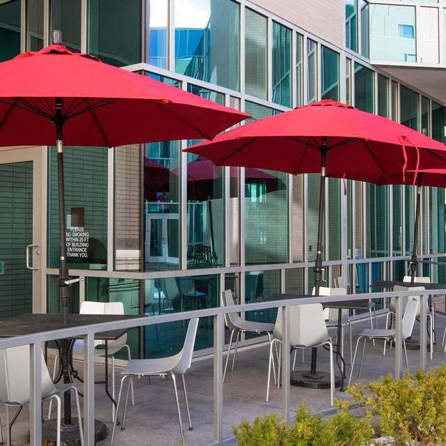 Patio - Degree Metropolitan Food + Drink, Denver, CO