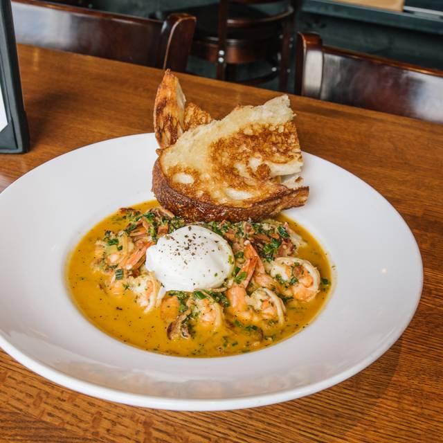 Shrimp And Grits - MAX's Wine Dive Denver – Sherman St., Denver, CO