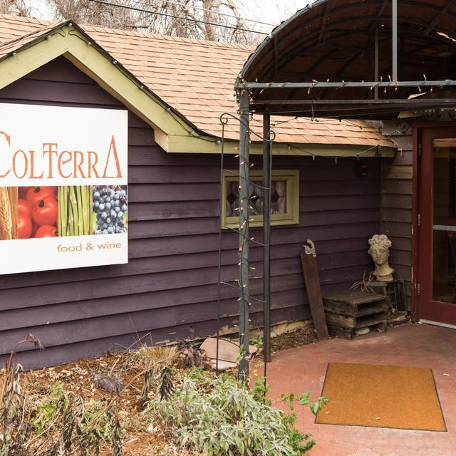 Entrance - Colterra, Niwot, CO