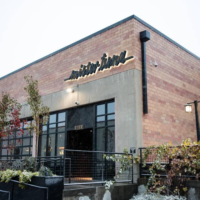 Entrance - Mister Tuna, Denver, CO