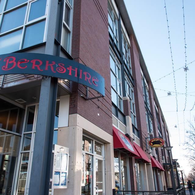 Sign - The Berkshire, Denver, CO
