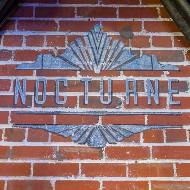 Sign - Nocturne, Denver, CO