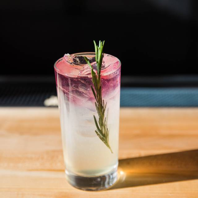 Alpenglow Cocktail - Brodo Italian Scratch Kitchen, Lakewood, CO