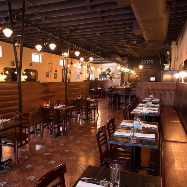 Dining Room - Axios, Denver, CO
