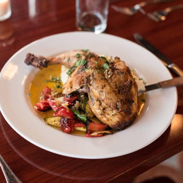 Feta Chicken - Axios, Denver, CO