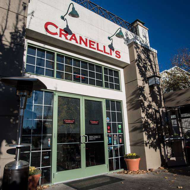 Entrance - Cranelli's Italian Restaurant, Lone Tree, CO