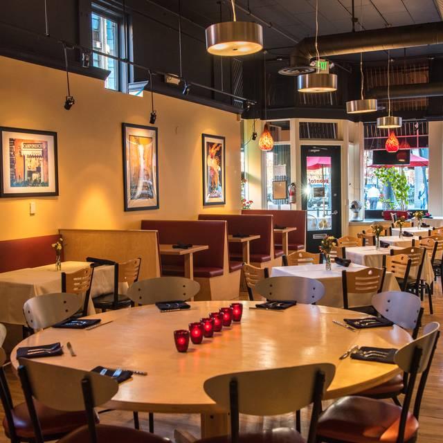 Dining Room - Mangiamo Pronto, Denver, CO