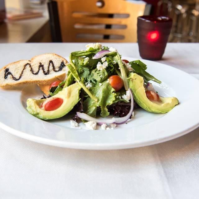 Avacado Salad - Mangiamo Pronto, Denver, CO