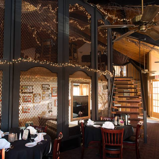 Dining Room - Bastien's Restaurant, Denver, CO