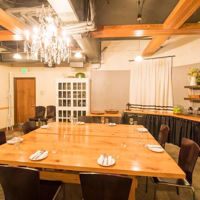 Banquet Room - Charcoal Restaurant, Denver, CO