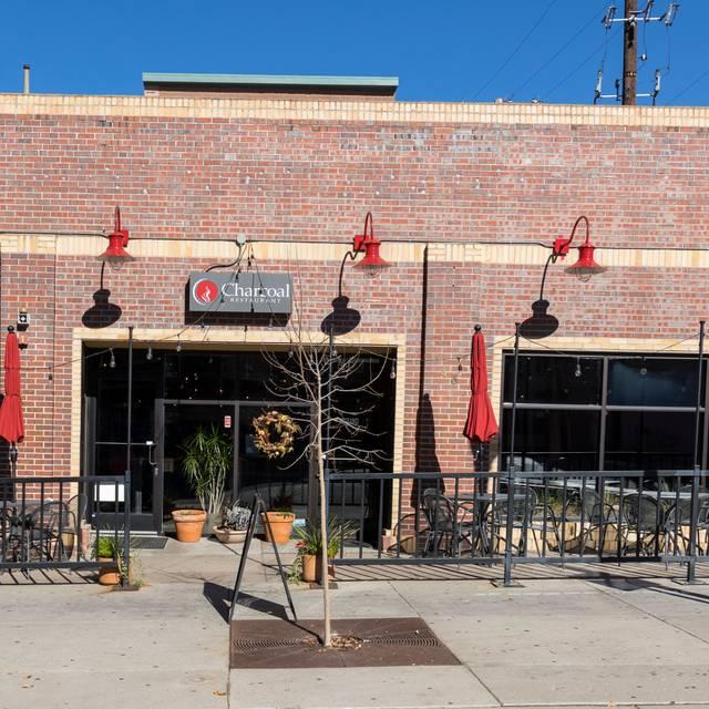 Entrance - Charcoal Restaurant, Denver, CO