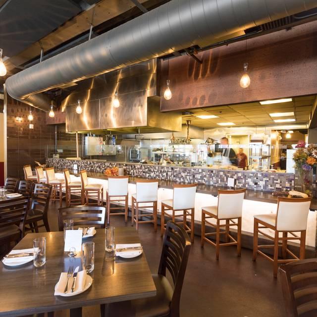 Dining Room - Charcoal Restaurant, Denver, CO