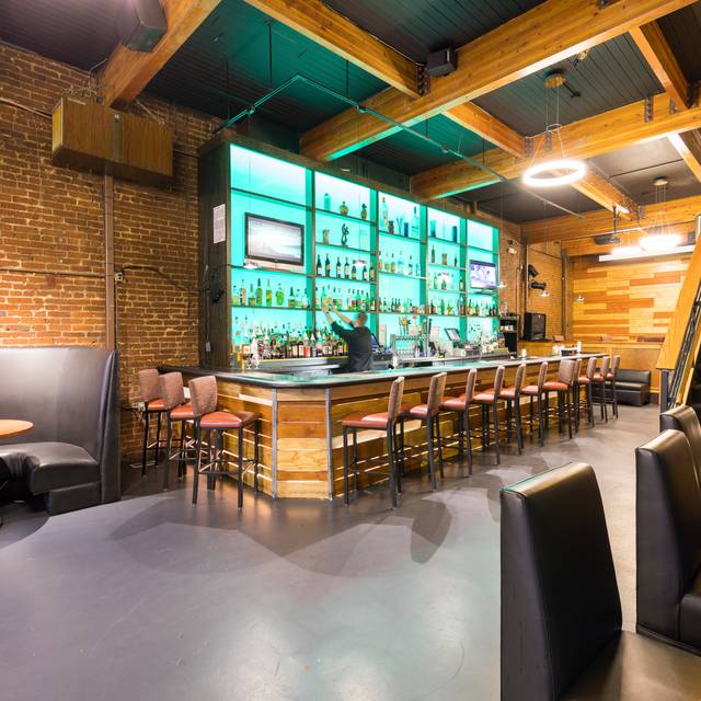 Lounge - 1515 Restaurant, Denver, CO
