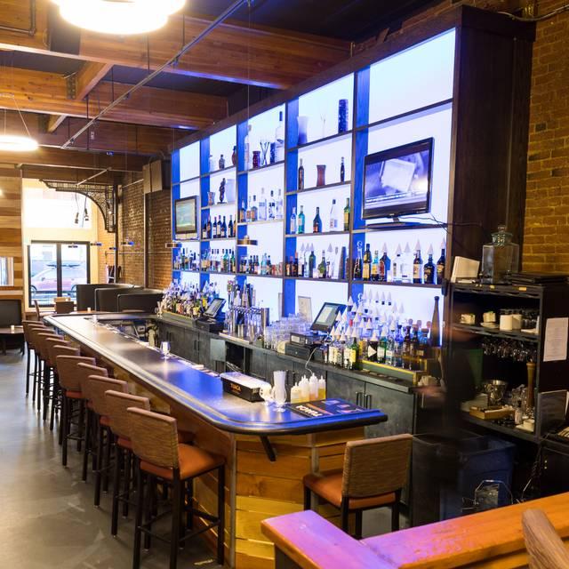 Bar - 1515 Restaurant, Denver, CO