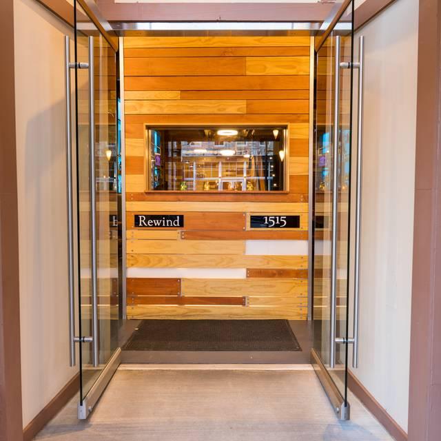 Entrance - 1515 Restaurant, Denver, CO