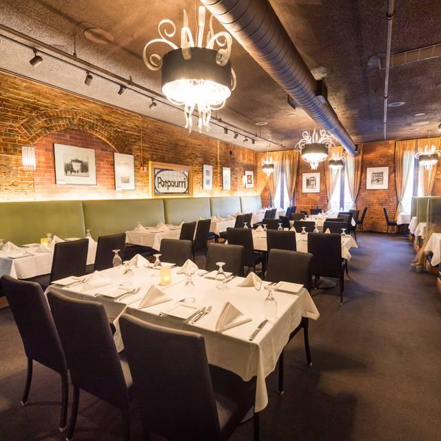 Dining Room - 1515 Restaurant, Denver, CO