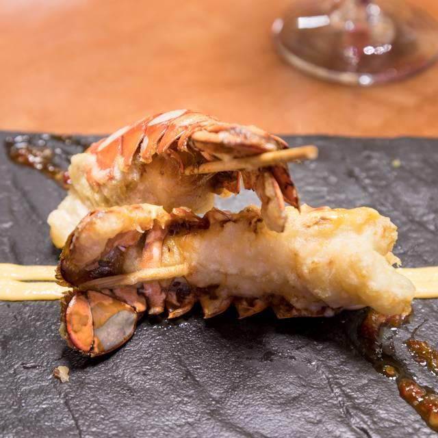 Lobster Lollipop - 1515 Restaurant, Denver, CO