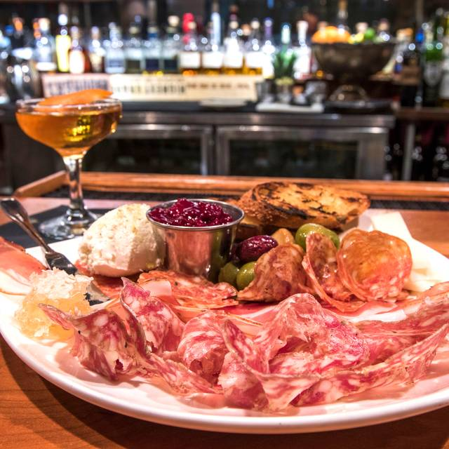 Charcuterie Plate - Green Russell, Denver, CO