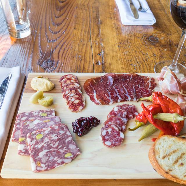 Old Major Charcuterie Plate - Old Major, Denver, CO