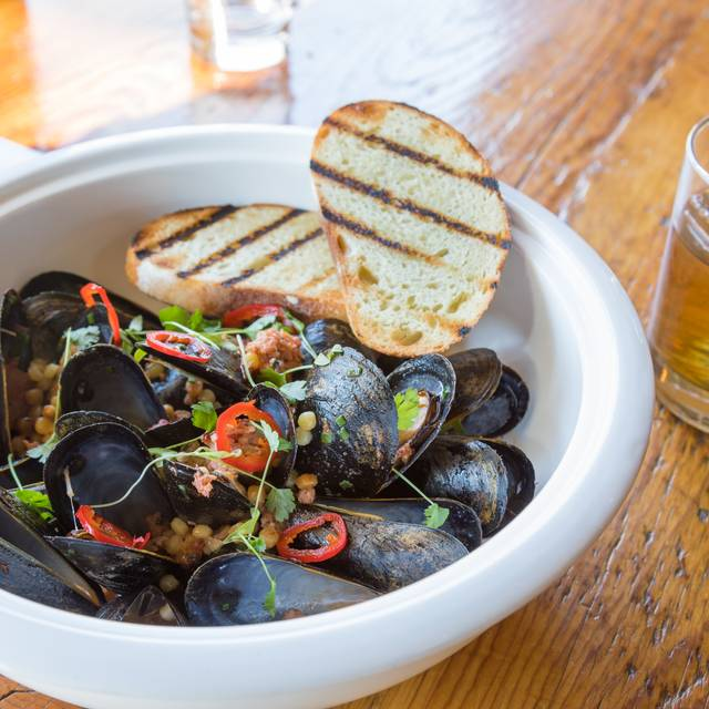 Steamed Mussels - Old Major, Denver, CO