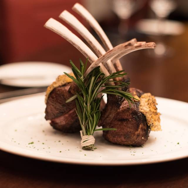 Colorado Rack Of Lamb - ELWAY'S Downtown, Denver, CO