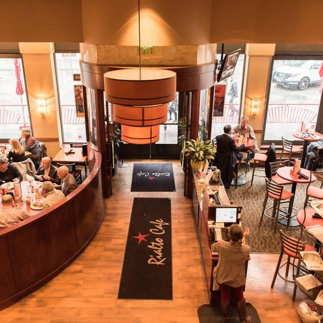 Dining Room - Rialto Cafe, Denver, CO