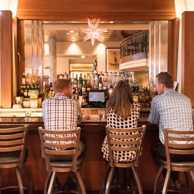 Bar - Rialto Cafe, Denver, CO