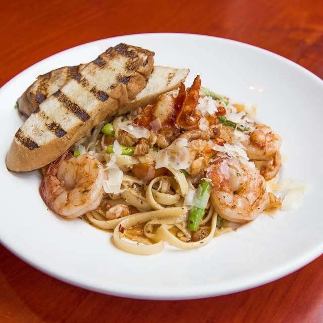 Shrimp Pasta - Rialto Cafe, Denver, CO