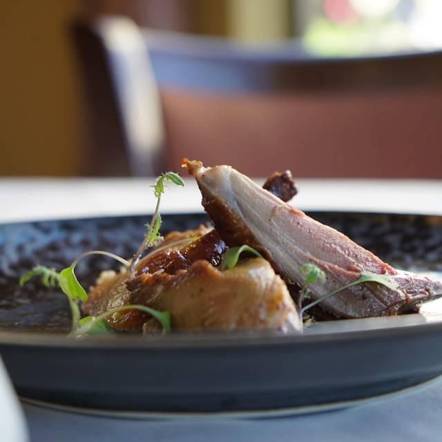 Roast California Squab With Rice - LaSalette Restaurant, Sonoma, CA