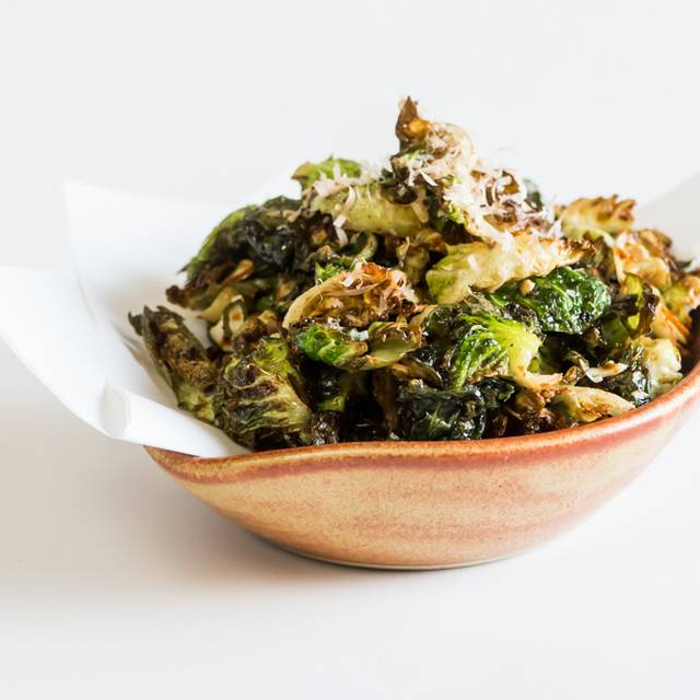 Crispy Brussels Sprouts - Katsuya - L.A. Live, Los Angeles, CA