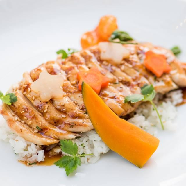 Chicken Teriyaki - Katsuya- SLS Las Vegas, Las Vegas, NV