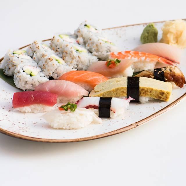 Assorted Sushi - Katsuya- SLS Las Vegas, Las Vegas, NV
