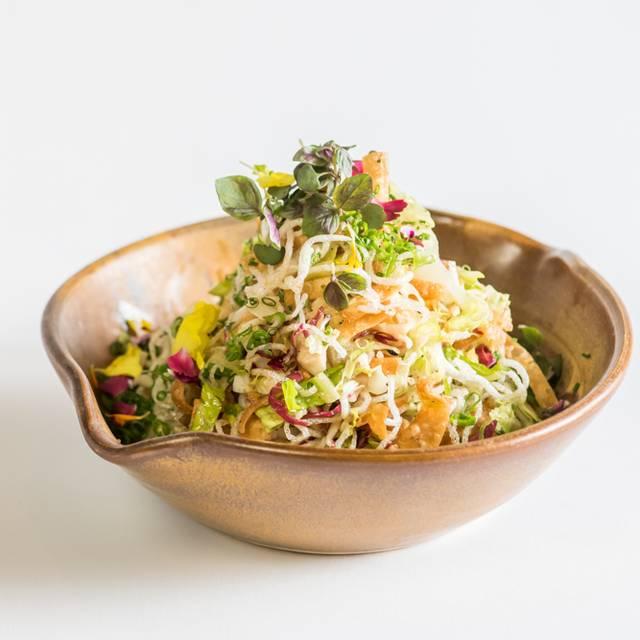 Crispy Chicken Salad - Katsuya- SLS Las Vegas, Las Vegas, NV