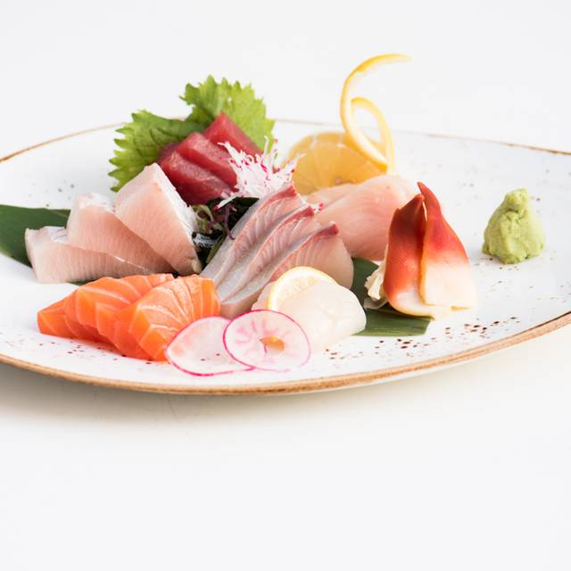 Assorted Sashimi - Katsuya- South Beach, Miami Beach, FL