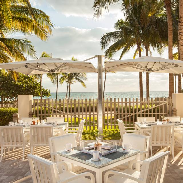 Terrace - Atlantikós, Bal Harbour, FL