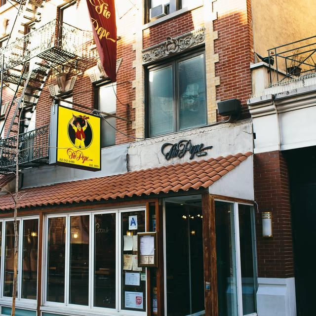 Tio Pepe, New York, NY