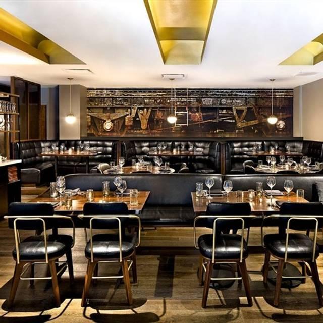 B&O American Brasserie - Hotel Monaco, Baltimore, MD