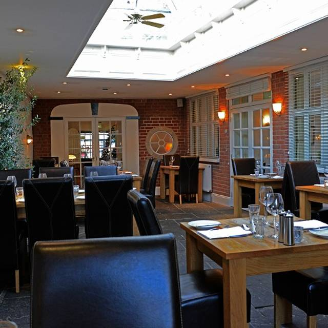 The George Brasserie, Buckden, St. Neots, Cambridgeshire