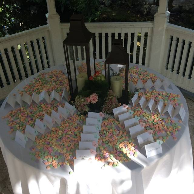 Placecards - Sundy House, Delray Beach, FL