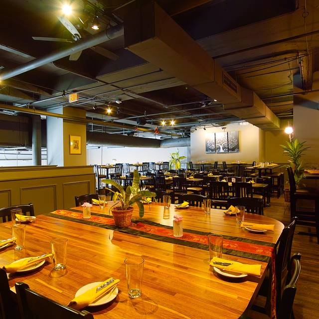 Private Party Space - 26 Thai Kitchen & Bar, Atlanta, GA