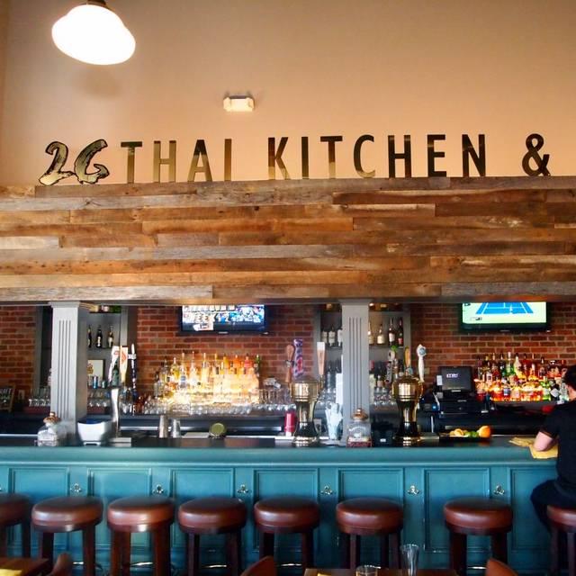 Thai's Craft Bar - 26 Thai Kitchen & Bar, Atlanta, GA